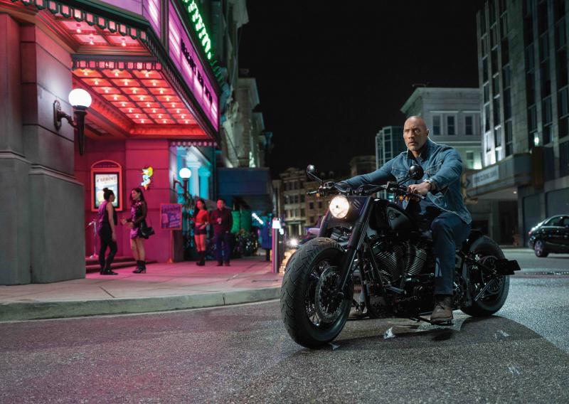 Szybcy i wściekli: Hobbs i Shaw nie dają szans nowościom [box office]