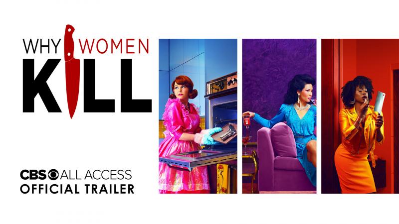 Why Women Kill - zwiastun serialu. Czarna komedia twórcy Gotowych na wszystko