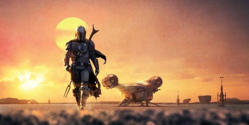 The Mandalorian - zwiastun serialu aktorskiego. Gwiezdne Wojny w mroczniejszym wydaniu!