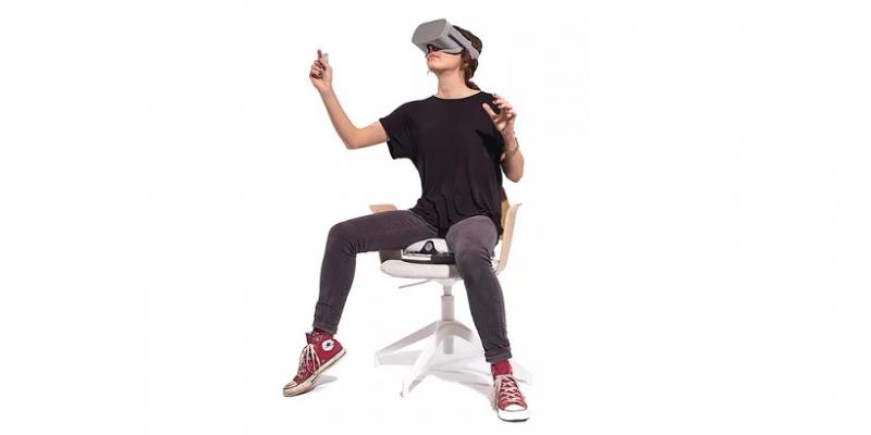 Poduszka ułatwi granie w VR