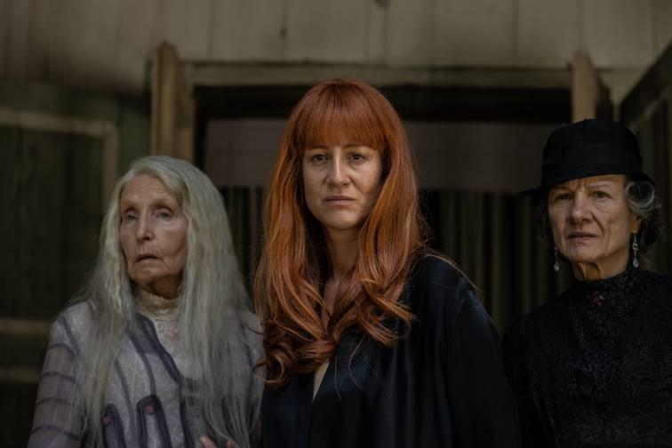 Magnezja - zwiastun filmu. Polski western w klimacie Peaky Blinders