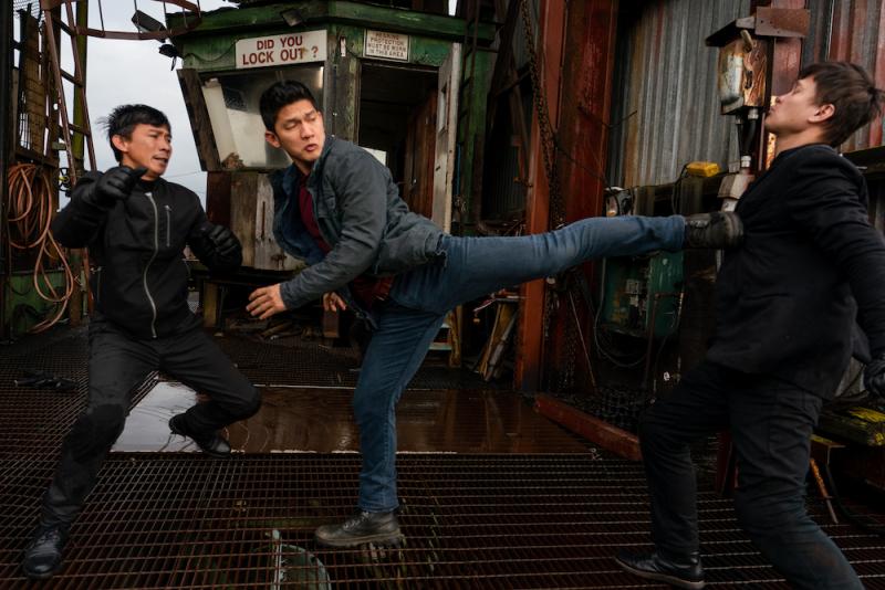 Wu Assassins: sezon 1 - recenzja