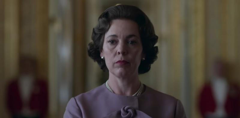 The Crown - Olivia Colman jako królowa Elżbieta. Nowy teaser 3. sezonu