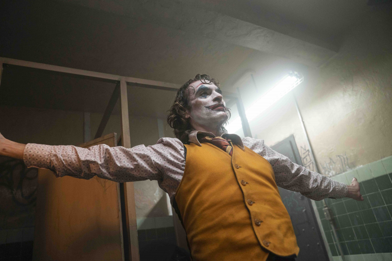 Joker bije kolejne rekordy w box office. Świetne prognozy filmu na drugi weekend
