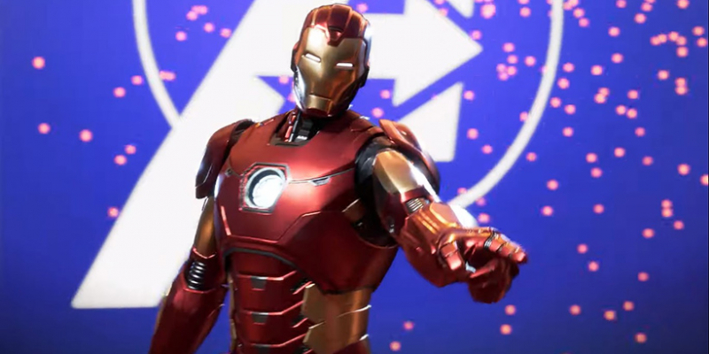Marvel's Avengers - komiks wprowadzi do fabuły gry