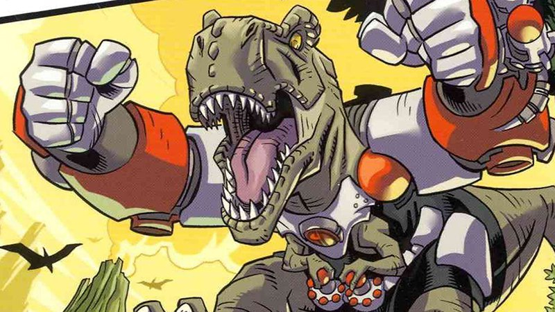 Amazon Studios nabywa prawa do animacji Super Dinosaur