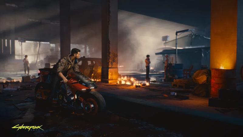 Cyberpunk 2077 jako...gra na pierwsze PlayStation. Zobacz fanowskie wideo