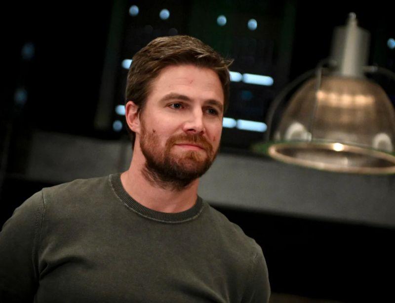 Stephen Amell, gwiazda Arrow, był zakażony koronawirusem