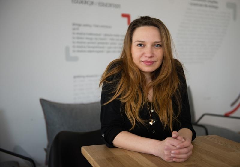 Kafka Jaworska: Festiwal ma być świętem kina, nie celebrytów [WYWIAD - Tofifest 2019]