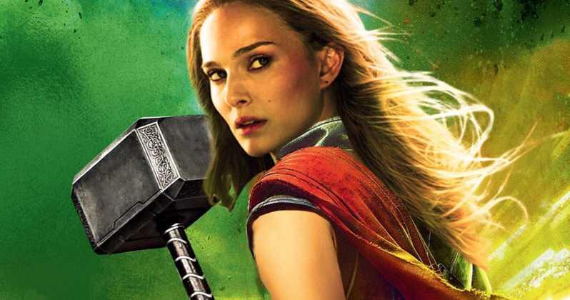 Thor: Love and Thunder - kiedy rozpoczną się zdjęcia do filmu? Natalie Portman odpowiada