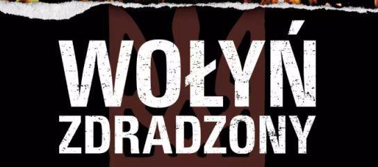 Wołyń zdradzony Piotra Zychowicza usunięty z konkursu na Historyczną Książkę Roku