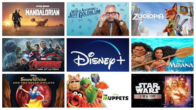 W Disney+ nie będzie rotujących treści