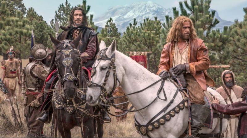 Hernan - zwiastun serialu. Hiszpańska superprodukcja historyczna o konkwistadorach