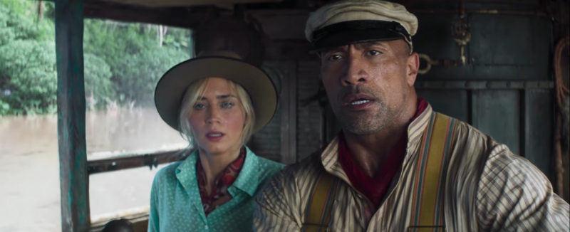 Ball and Chain - Emily Blunt i Dwayne Johnson łączą siły w superbohaterskiej komedii