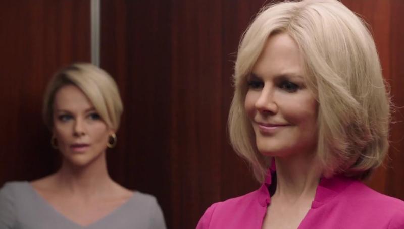 Gorący temat - nowy zwiastun filmu o skandalu w Fox News