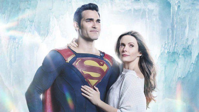 Superman and Lois - nowy kostium superbohatera. Wyciekł szkic z serialu
