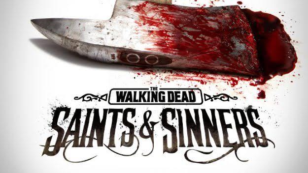 Żywe Trupy z nową grą. Zapowiedziano The Walking Dead: Saints & Sinners