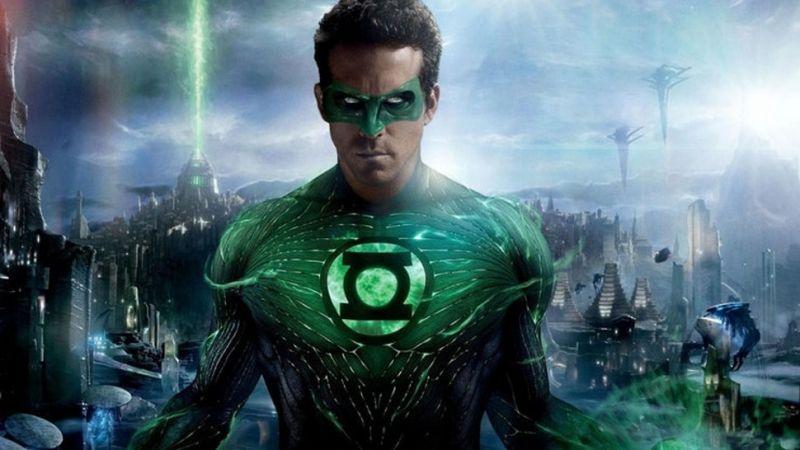 Green Lantern - Ryan Reynolds i Taika Waititi udają, że film nie istnieje