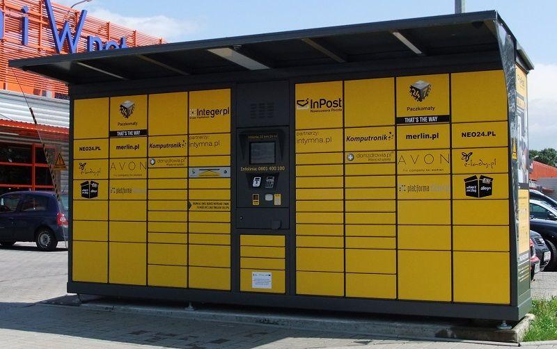 InPost nawiązał współpracę z AliExpress. Chińskie przesyłki trafią do paczkomatów