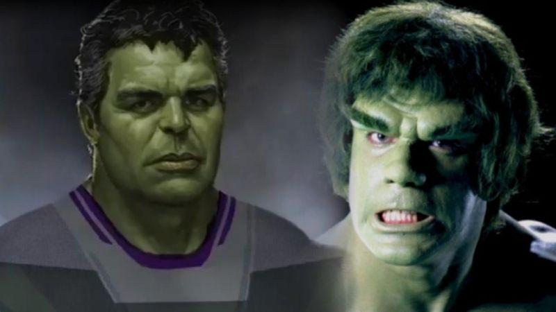 Avengers: Koniec gry - Lou Ferrigno rozczarowany przedstawieniem Hulka w filmie