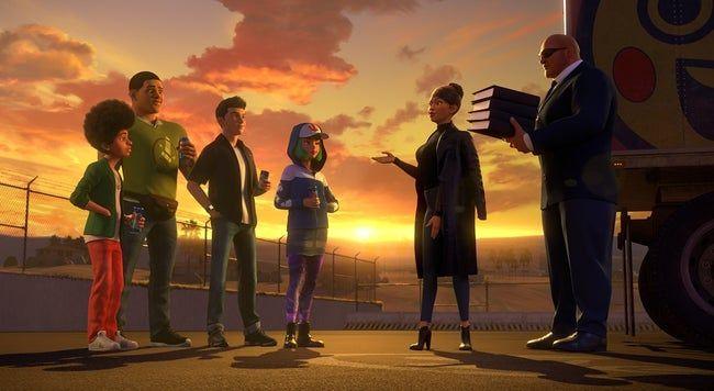 Szybcy i wściekli: Wyścigowi agenci - sezon 1 - recenzja