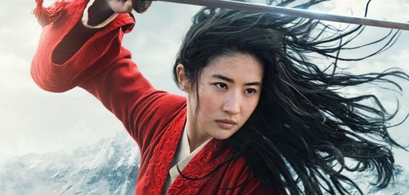 Mulan - nowe plakaty z bohaterami filmu Disneya