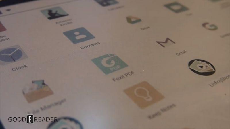 E Ink zaprezentował nowy kolorowy wyświetlacz e-papierowy
