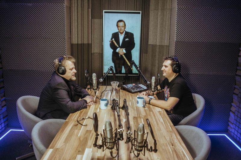 Olaf Lubaszenko w nowym odcinku Podcast! Kamera! Akcja!