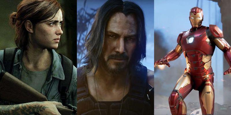 GRY 2020 - premiery: Cyberpunk 2077, Iron-Man na VR, nowy Minecraft i Settlersi. Co jeszcze?