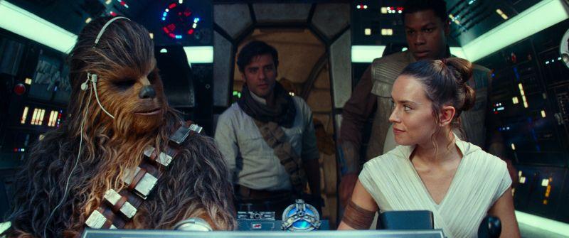 Gwiezdne Wojny: Skywalker. Odrodzenie - dobry drugi weekend. Lepiej od Ostatniego Jedi