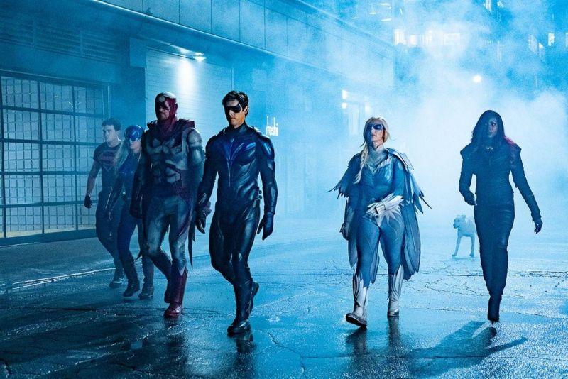 Titans - zwiastun 3. sezonu serialu. Drużyna młodych bohaterów DC powraca