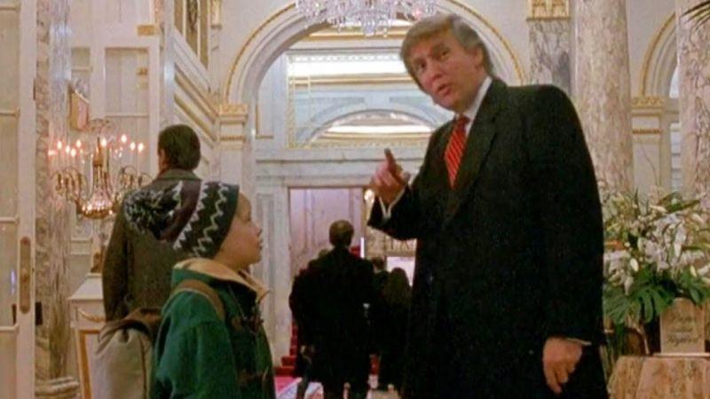 Kevin sam w Nowym Jorku - Macaulay Culkin wspiera prośby fanów o wycięcie Donalda Trumpa z filmu