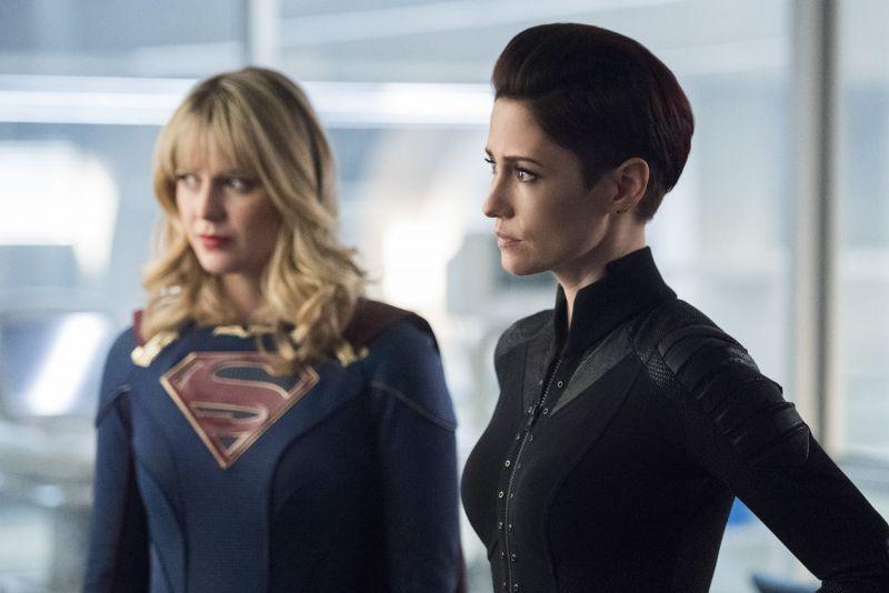 Supergirl - czy Alex zostanie superbohaterką? Tajemnicze zdjęcie