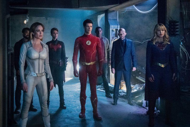 Arrow: sezon 8, odcinek 8 (crossover Arrowverse - część 4) - recenzja