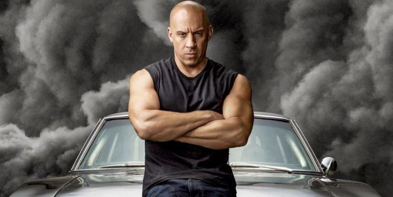 Szybcy i wściekli 9 - Vin Diesel i jego Dodge niczym… Tarzan na nowym klipie