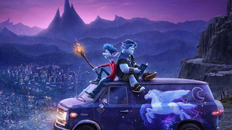 Naprzód online - film Pixara trafi do HBO GO. Kiedy premiera?