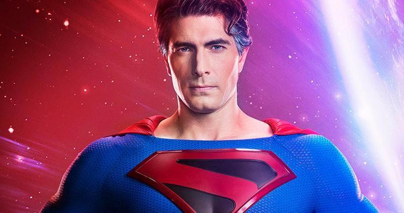 Brandon Routh jako Superman też dostanie własny serial?