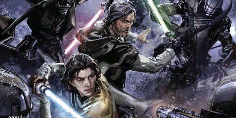 Star Wars 9: komiksowa adaptacja zaprezentuje sceny, których nie było w filmie
