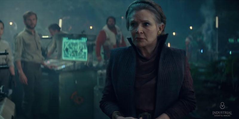 Gwiezdne Wojny: Skywalker. Odrodzenie - kulisy efektów specjalnych. Tak wprowadzono Leię [WIDEO]