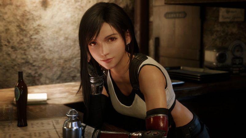 Final Fantasy 7 Remake: Tifa, Cactuar i inni. Mnóstwo nowych grafik z gry trafiło do sieci