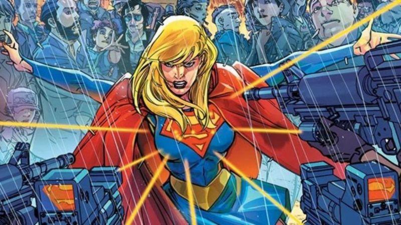 Flash - kinowa Supergirl została obsadzona. Reakcja aktorki jest bezcenna