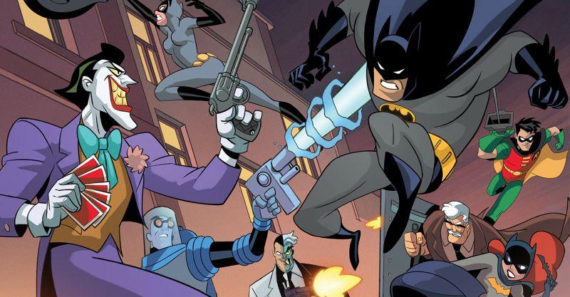 Batman: The Animated Series hitem na Kickstarterze. Ta gra planszowa zachwyci fanów