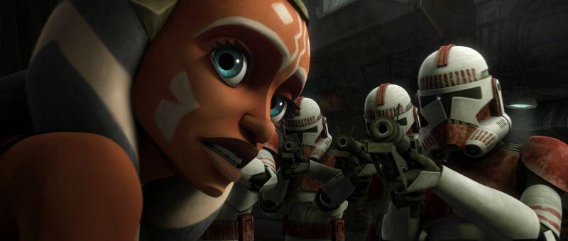 Gwiezdne Wojny: Wojny Klonów - producent o wpływie Lucasa na 7. sezon i plotkach o The Mandalorian