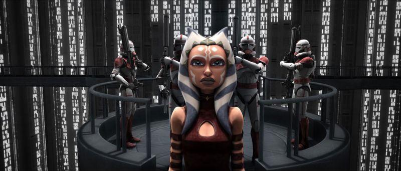 Gwiezdne Wojny: Wojny Klonów - Oblężenie Mandalore ważne dla Gwiezdnej Sagi