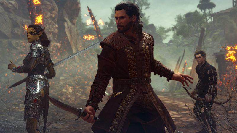 Baldur's Gate 3 zachwyca! Zobacz gameplay, nowe screeny i intro z gry