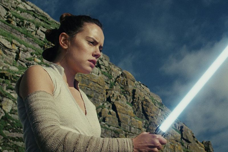 Star Wars 9 - Rey kontra armia szturmowców. Szkice koncepcyjne