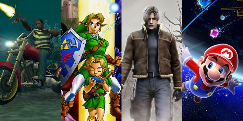 Najlepsze gry w historii wg Metacritic - The Legend of Zelda a może GTA? Wiele zaskoczeń