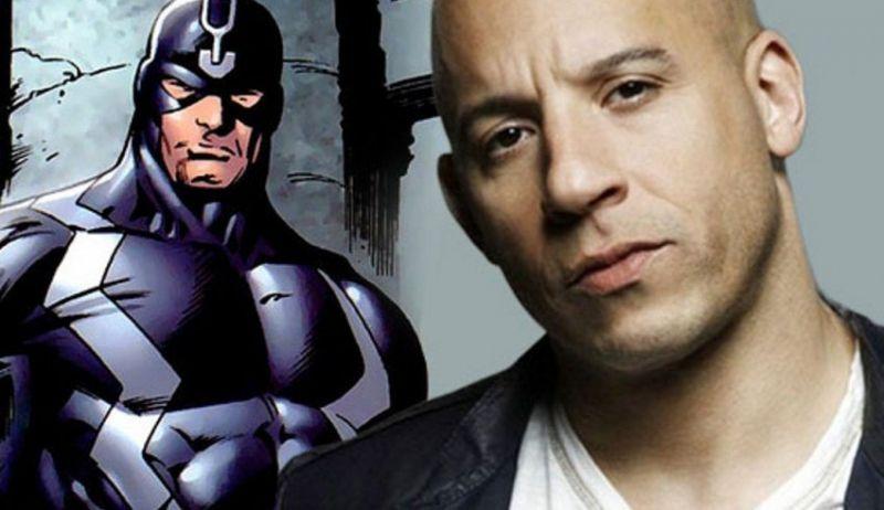 Vin Diesel wciąż otwarty na możliwość zagrania Black Bolta w MCU