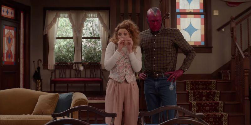 WandaVision - serial Marvel Studios i Disney+ jeszcze w 2020 roku