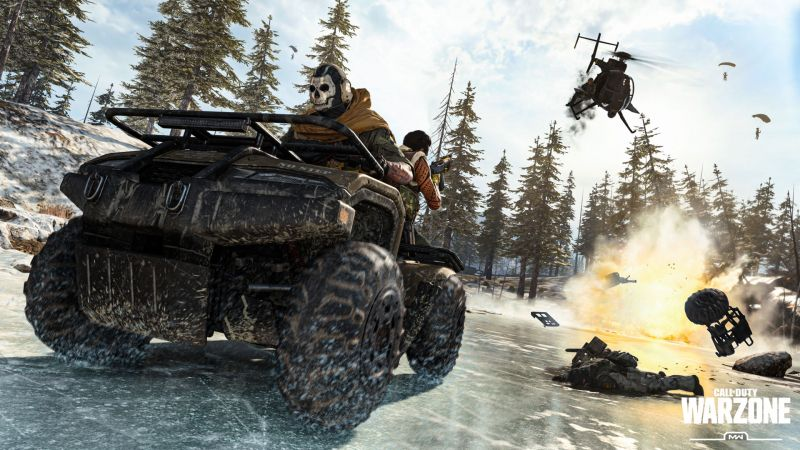 Call of Duty: Warzone – jeszcze większe Battle Royale. Nowy tryb z rozgrywką dla 200 graczy